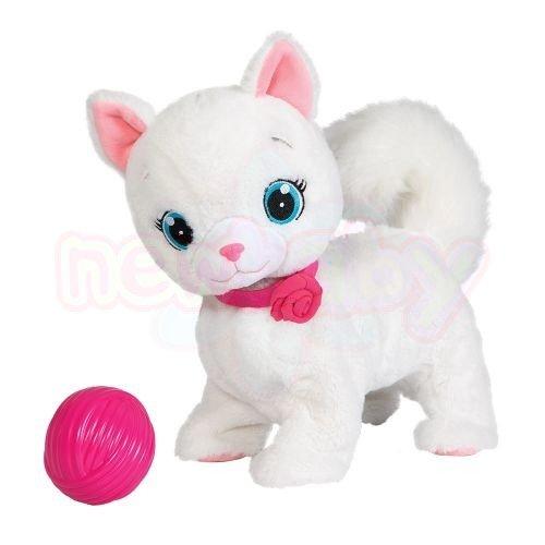 Интерактивно коте Bianca IMC Toys