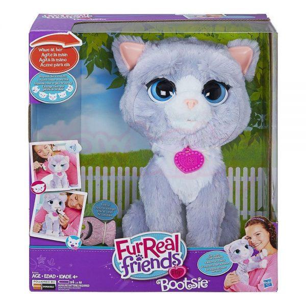 Интерактивно коте FurReal Friends Bootsie
