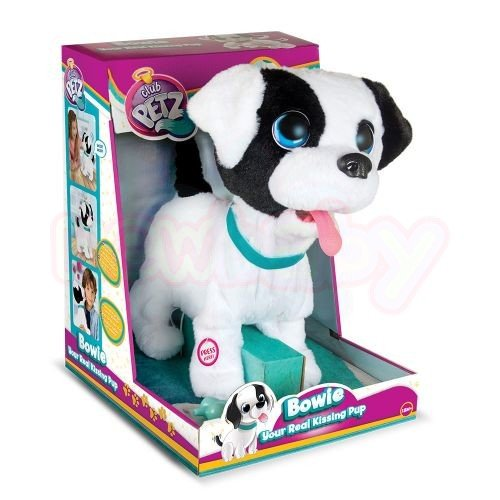 Интерактивно куче Bowie Дава Целувка IMC ToysИнтерактивно куче Bowie Дава Целувка IMC Toys