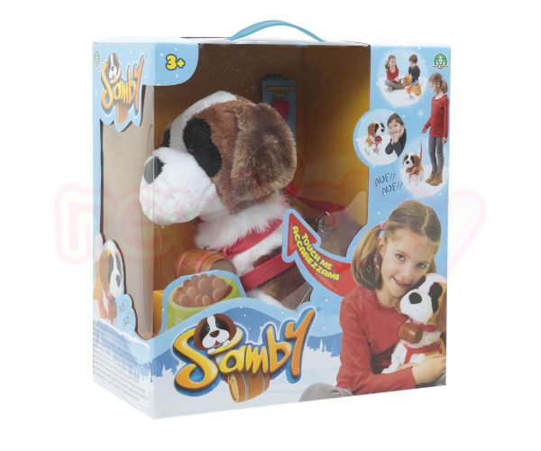 Интерактивно кученце Самби