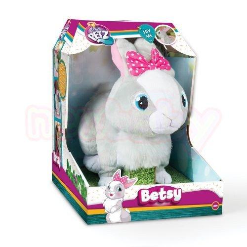 Интерактивно зайче Betsy IMC Toys