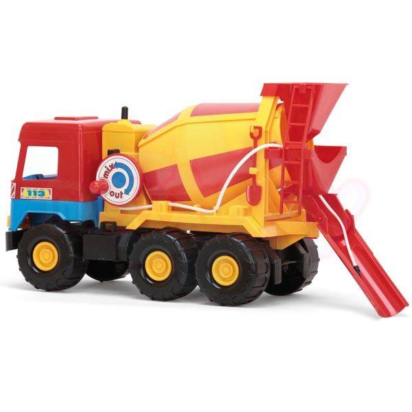 Камион бетоновоз Wader