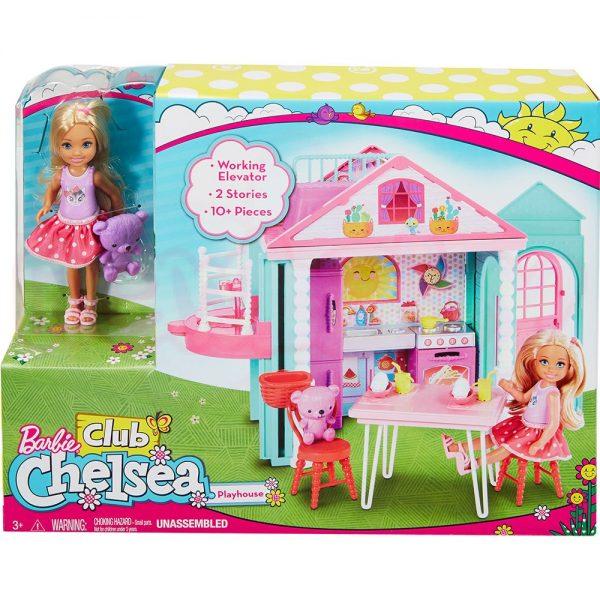 Къщата на Челси Barbie