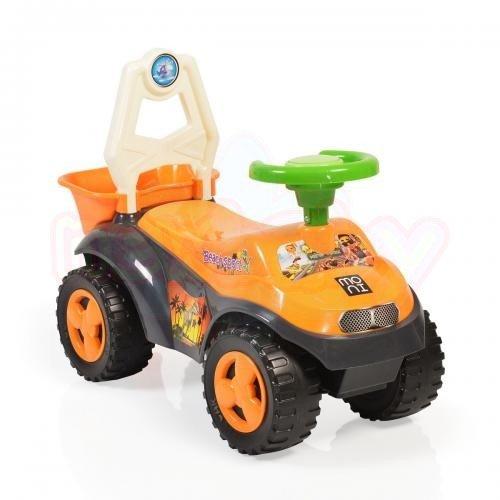 Кола за бутане Moni Sand Beach Car