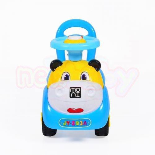 Кола за бутане Moni Super Car