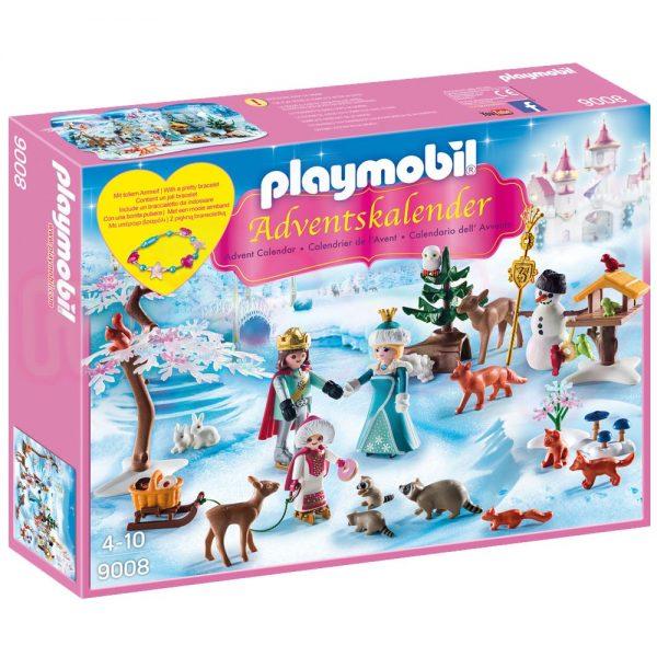 Коледен календар Playmobil Кралски кънки на лед