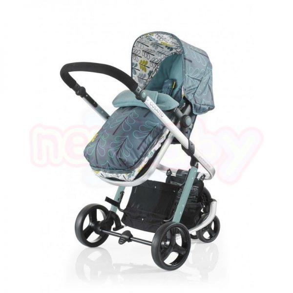 Комбинирана бебешка количка 3в1 Cosatto GIGGLE 2 FJORD