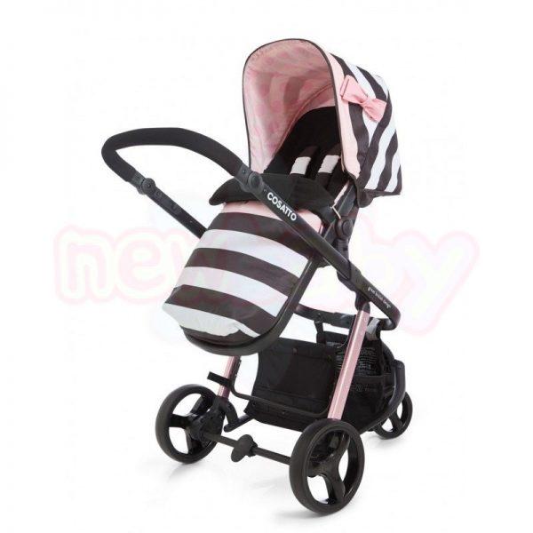 Комбинирана бебешка количка 3в1 Cosatto GIGGLE 2 GO LIGHTLY 3