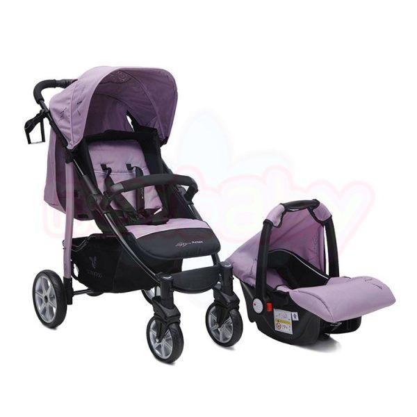 Комбинирана бебешка количка Cangaroo Arrow 2в1