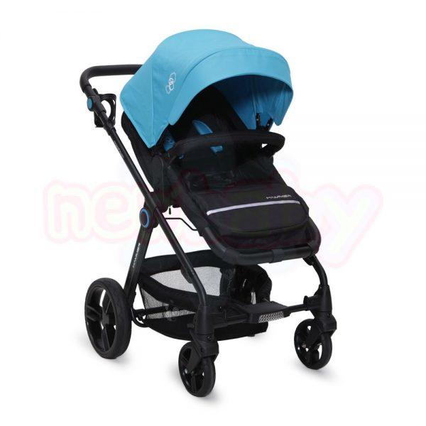 Комбинирана бебешка количка Cangaroo Hammer