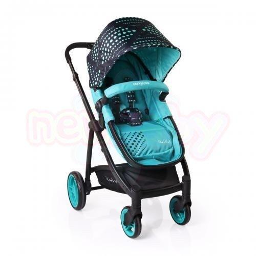 Комбинирана бебешка количка Cangaroo Rachel 2в1