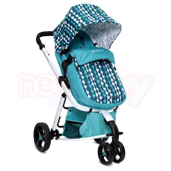 Комбинирана бебешка количка Cangaroo Sarah