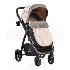 Комбинирана бебешка количка Cangaroo Stefanie
