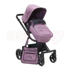 Комбинирана бебешка количка Cangaroo X-Point