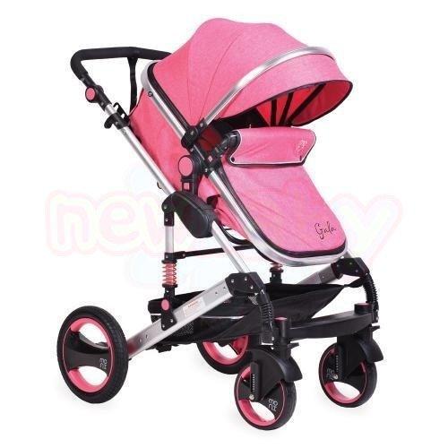Комбинирана бебешка количка Moni Gala