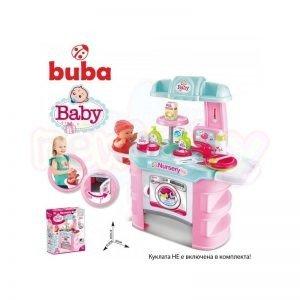 Комплект грижа за кукли Buba Baby