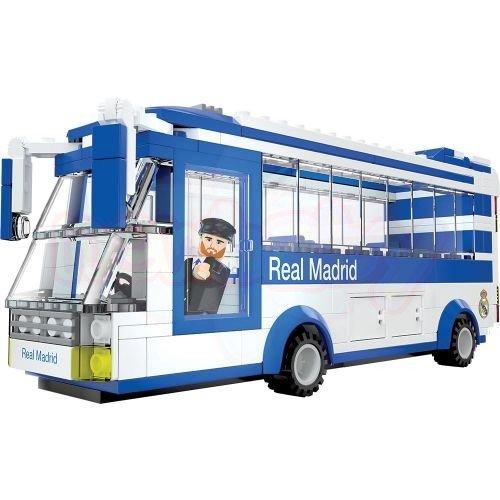 Конструктор Автобус NanoStars Real Madrid 267 части-1