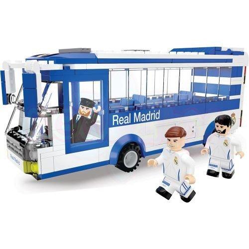 Конструктор Автобус NanoStars Real Madrid 267 части-2