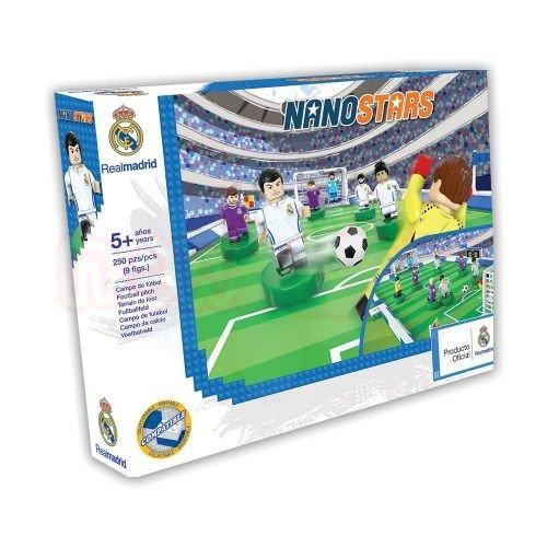 Конструктор Игрище NanoStars Real Madrid 250 части
