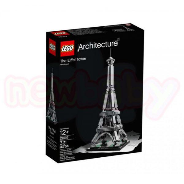 Конструктор Lego Architecture Айфеловата кула