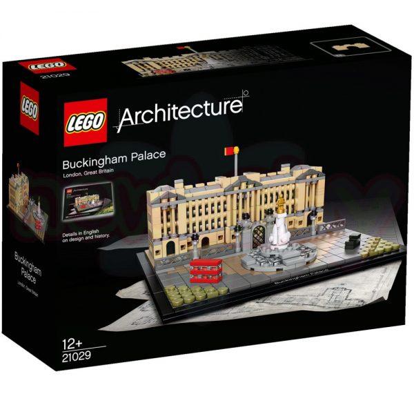Конструктор Lego Architecture Бъкингамски дворец
