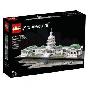 Конструктор Lego Architecture Капитолия на САЩ