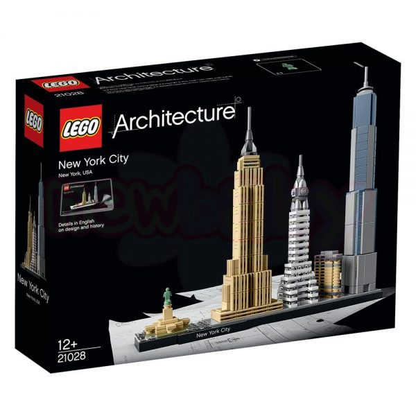 Конструктор Lego Architecture Ню Йорк