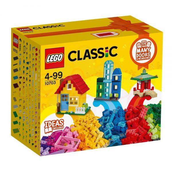 Конструктор Lego Classic Кутия за творчески строители