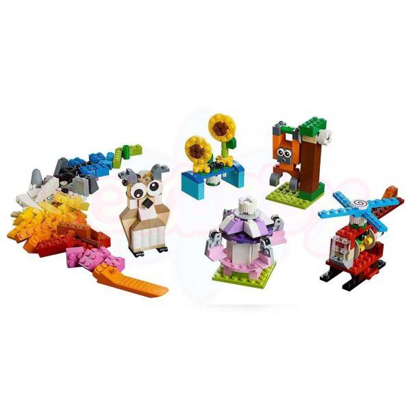 Конструктор Lego Classic Тухлички и зъбни колела