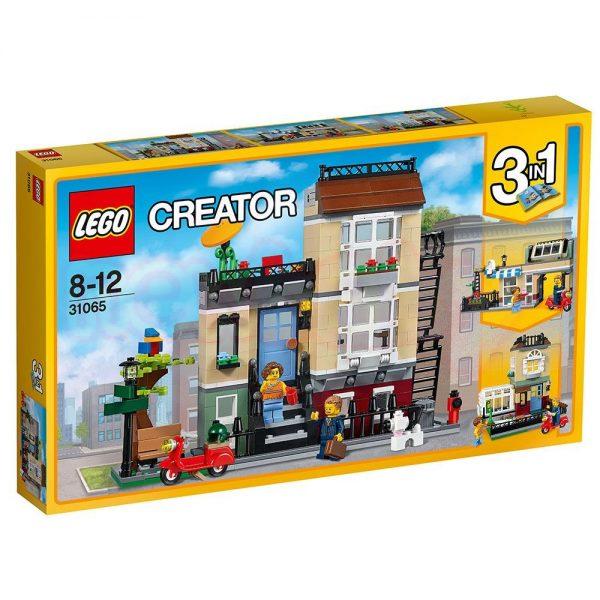 Конструктор Lego Creator Градска къща
