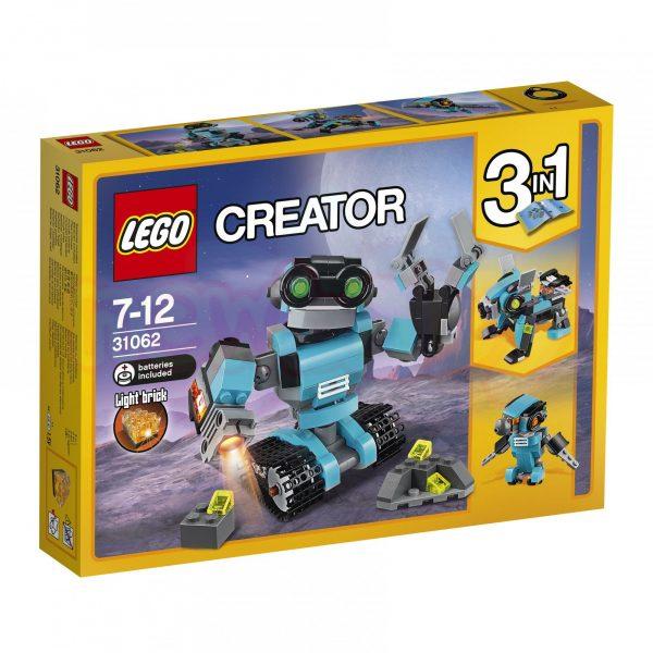 Конструктор Lego Creator Изследователски робот