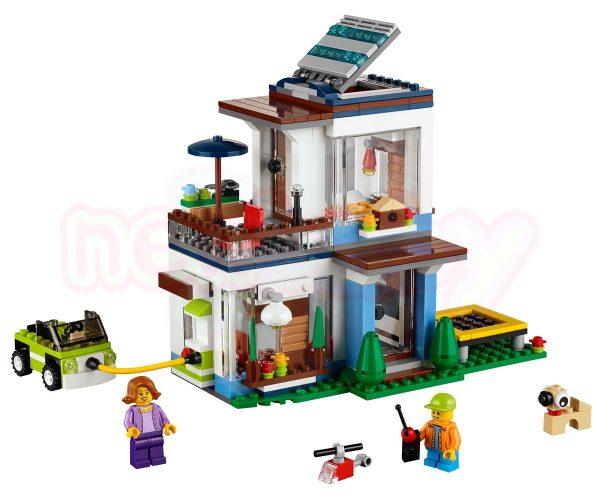 Конструктор Lego Creator Модулен модерен дом