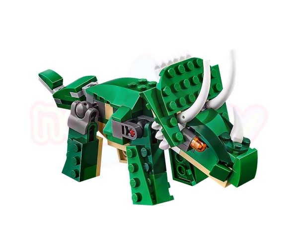 Конструктор Lego Creator Могъщите динозаври
