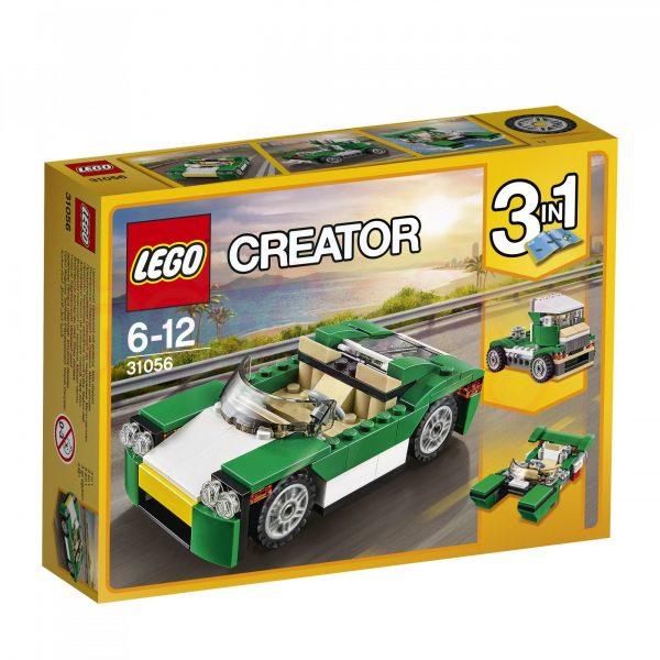 Конструктор Lego Creator Зелена кола