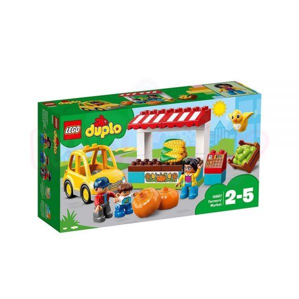 Конструктор Lego Duplo Фермерски пазар