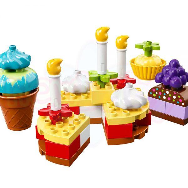 Конструктор Lego Duplo Моето първо празненство
