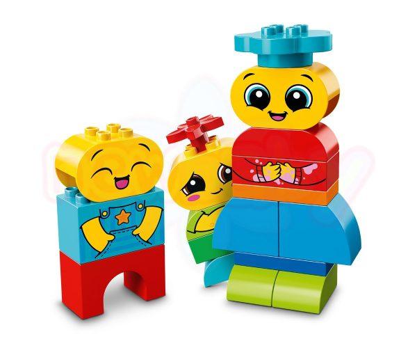 Конструктор Lego Duplo Моите първи емоции