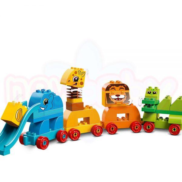 Конструктор Lego Duplo Моята първа кутия с тухлички и животни