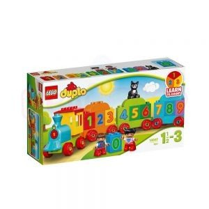 Конструктор Lego Duplo My First Влакът на числата