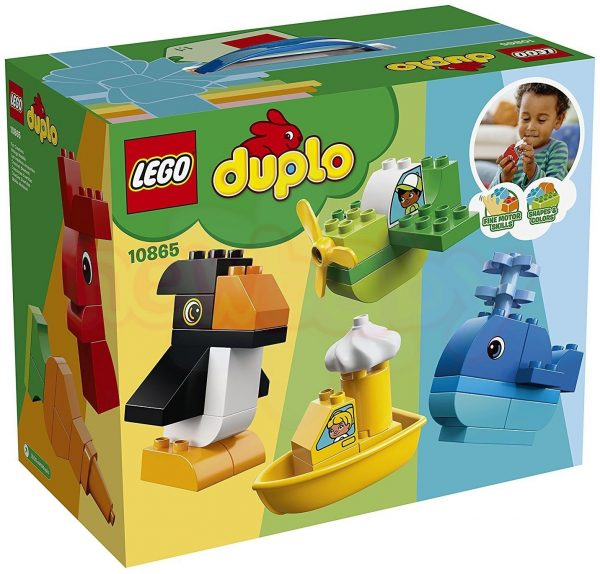 Конструктор Lego Duplo Забавни творби