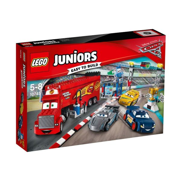 Конструктор Lego Juniors Финално състезание Florida 500