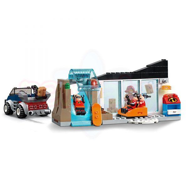 Конструктор Lego Juniors Голямото бягство от дома