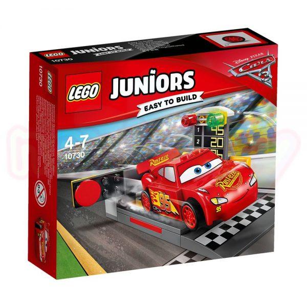 Конструктор Lego Juniors Изстрелване със Светкавица Маккуин
