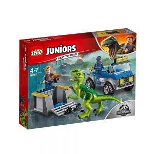 Конструктор Lego Juniors Спасителен камион за раптор