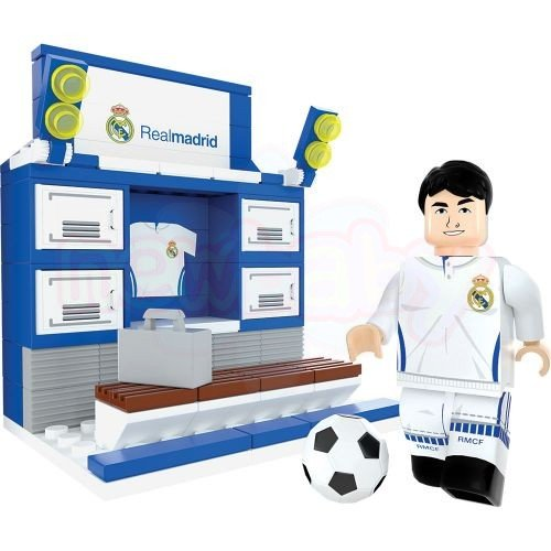 Конструктор Съблекалня NanoStars Real Madrid 89 части-1