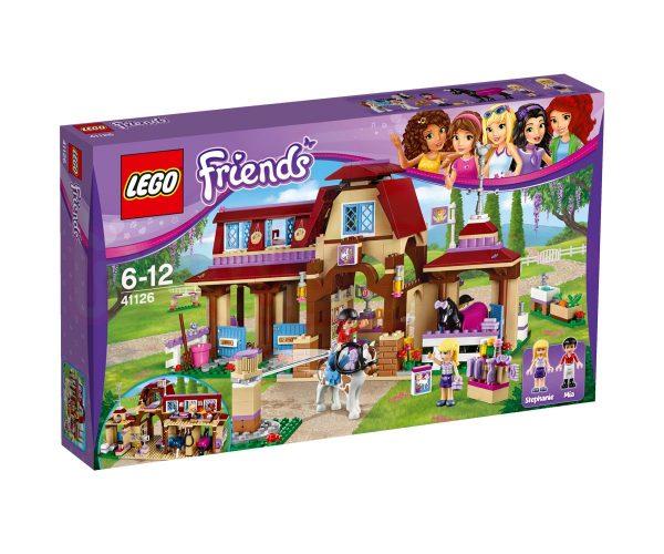 Конструктур Lego Friends Клуб по езда Хартлейк