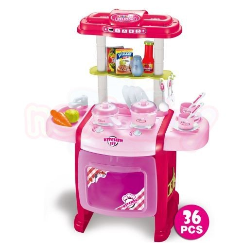 Кухня NTOYS Happy Kitchen 36 части