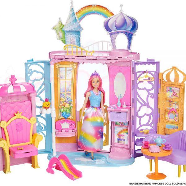 Кукла Barbie Игрален комплект замък
