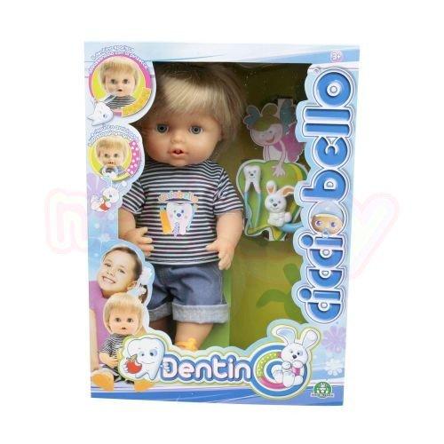 Кукла Моето първо зъбче Cicciobello