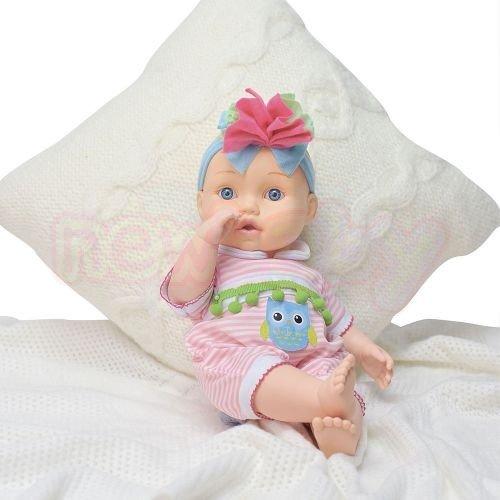 Кукла с комплект за хранене Bambolina 42 см